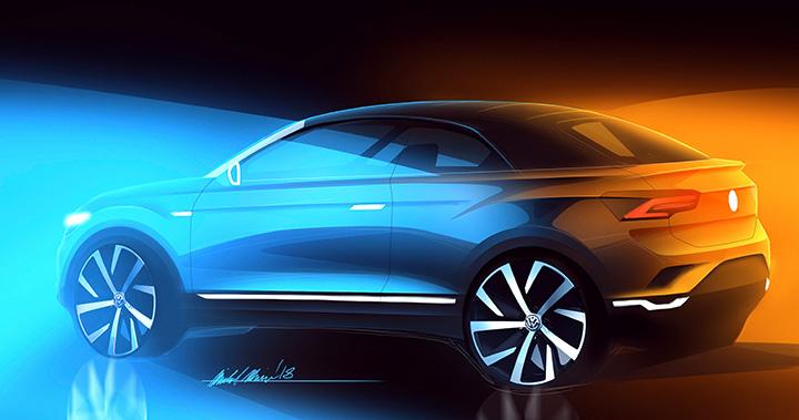 Zöld utat kapott a T-Roc alapjaira épülő új kabrió  a Volkswagen márka  legjelentősebb modelloffenzívájának keretében mutatja be első nyitható  tetejű SUV ... 348651e4c3